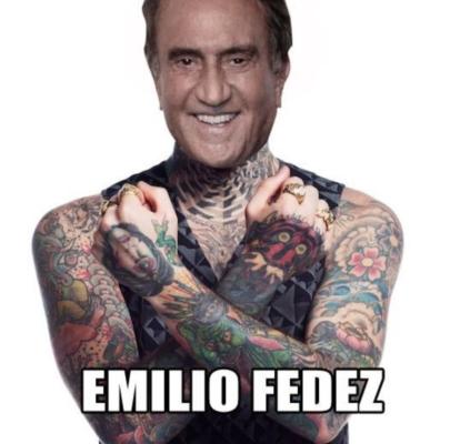 POP! FEDE IN FEDEZ