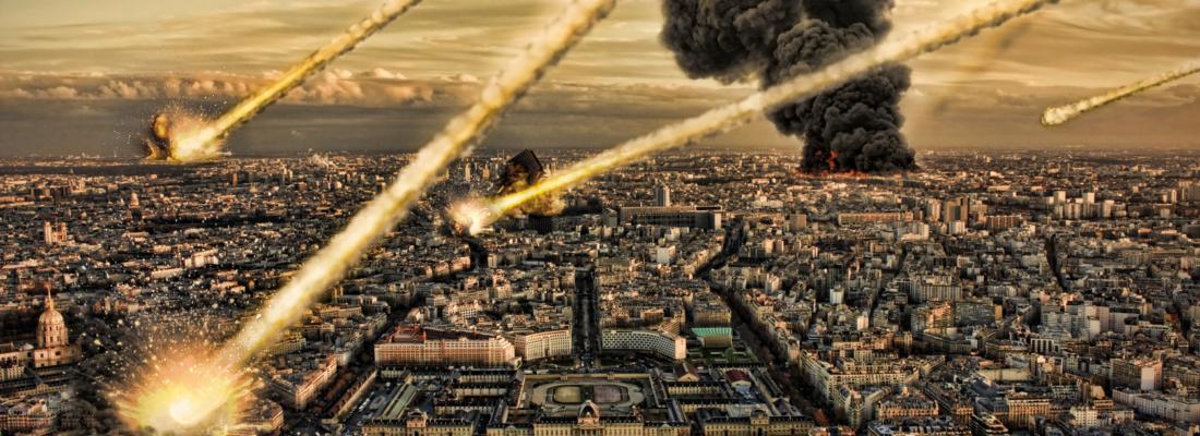 1938 LA DISTRUZIONE DI PARIGI