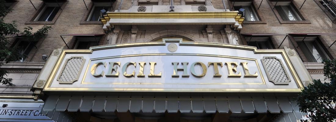 LO STRANO CASO DEL CECIL HOTEL