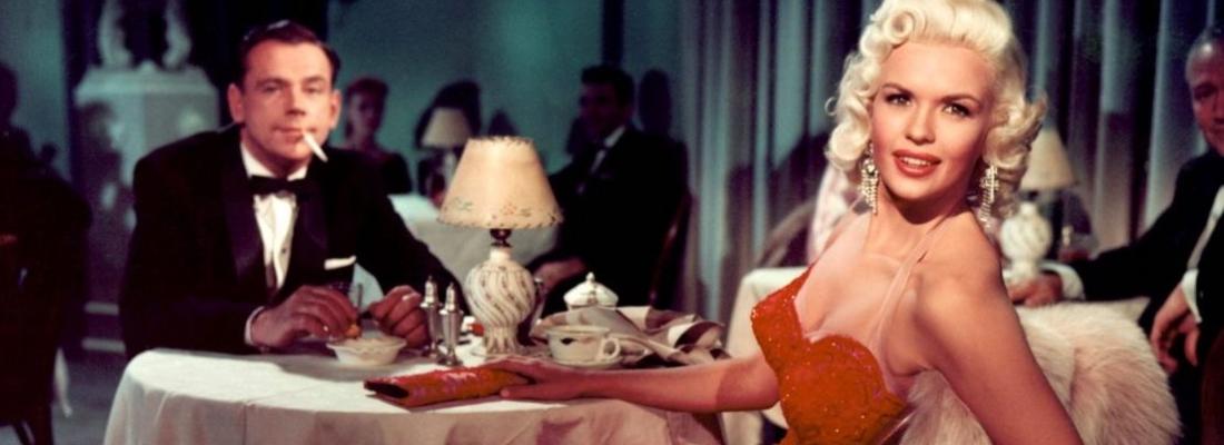 JAYNE MANSFIELD IN TUTTI I SUOI FILM