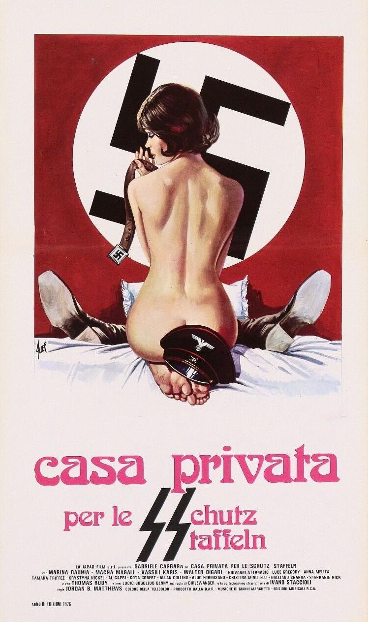 I FILM DI BRUNO MATTEI AMBIENTATI NEI LAGER
