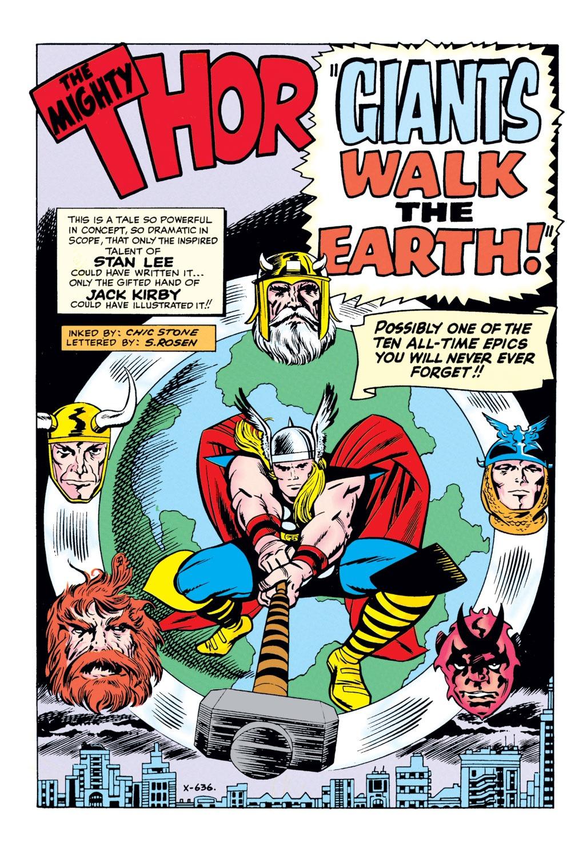 Thor epico