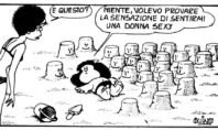 POP! MAFALDA DI QUINO
