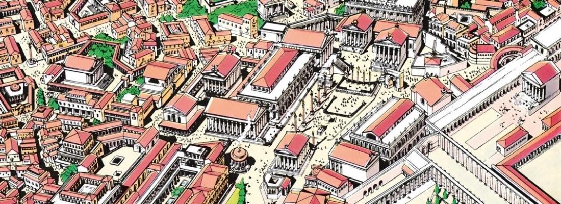 ASTERIX PER LE STRADE DI ROMA