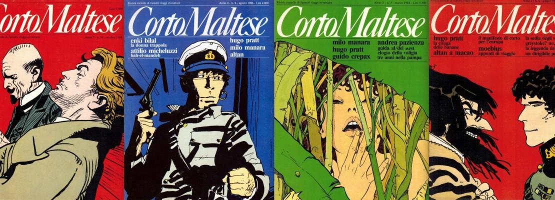 CORTO MALTESE, UNA RIVISTA SBAGLIATA